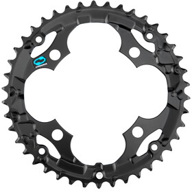 Shimano Alivio FC-M415 Plateau 7/8-speed, black